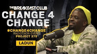 Ladun Thompson Matches DJ Envy's Contribution To #Change4Change