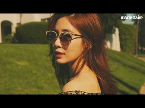[Marie Claire Korea] LA 햇살 아래, 유인나