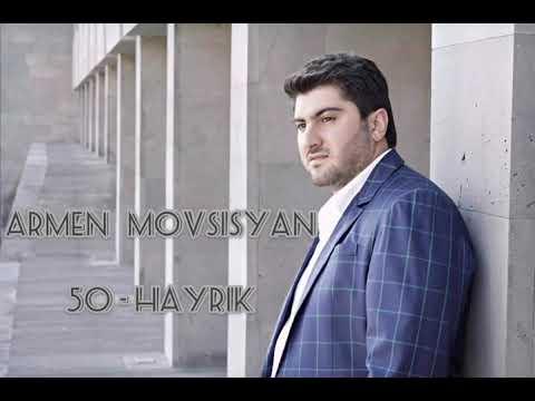 Armen Movsisyan - 50 Hayrik