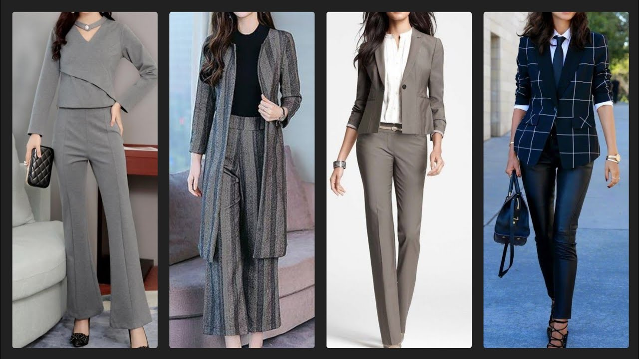 [VIDEO] - most outstanding gorgeous Luxury office wear 3 piece blouses collection 2020 2