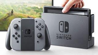 La nouvelle console NINTENDO SWITCH se dévoile !