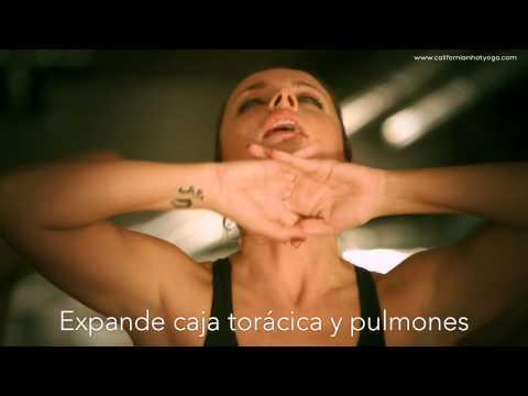 Hot Yoga para rejuvenecer, las arrugas y la columna vertebral. Como mantenerse joven con Hot Yoga
