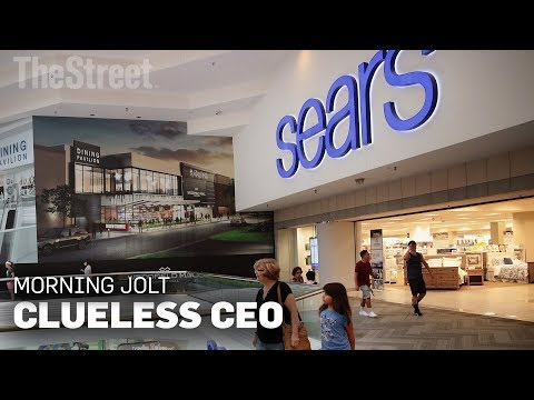 Clueless CEO Confirmed: Sears Eddie Lampert
