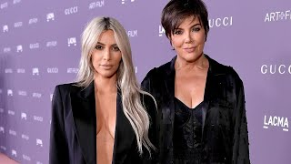 'KUWTK': Kris Jenner Cries As Kim Kardashian Tells Her She's Expecting Baby No. 3