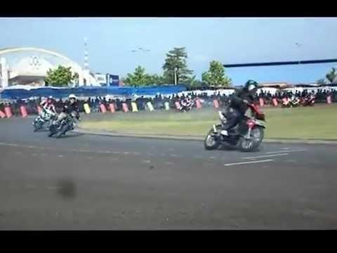 Đua xe Bình Phước 1/1/2013 (chào sân)