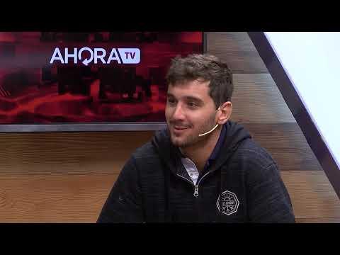 Entrevista a Fausto Pucci de Dante's Helados