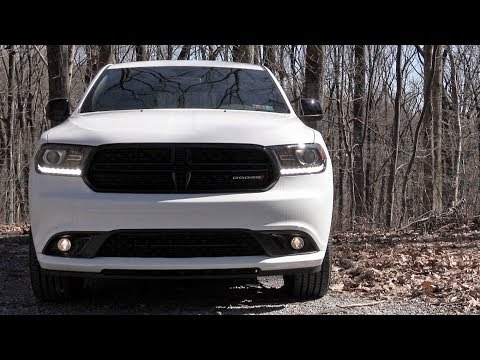 2019 Dodge Durango: Review