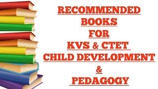 Best book for KVS & CTET CHILD DEVELOPMENT & PEDAGOGY PRT, TGT, PGT Exam 2018