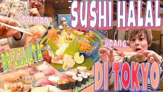 ADA RESTO SUSHI HALAL DI TOKYO! TAU GAK?