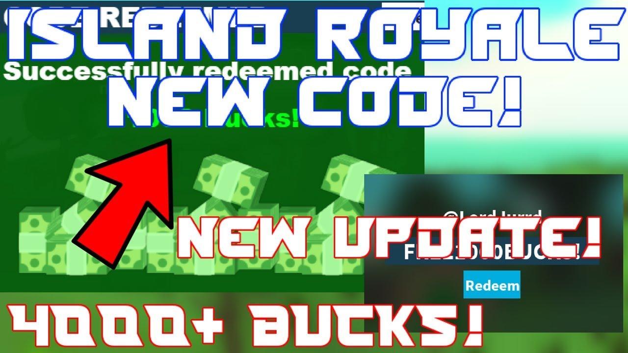 *OLD* ISLAND ROYALE CODES | FREE BUCKS | ISLAND ROYALE NEW ...