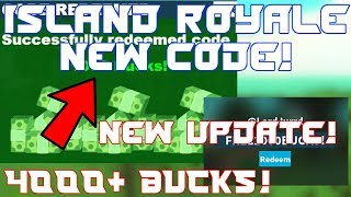 *old* Island Royale Codes | Free Bucks | Island Royale New Update | April 2018 Codes | Roblox