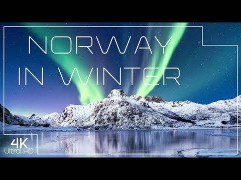 Norway in winter | Breathtaking landscapes in 4K
