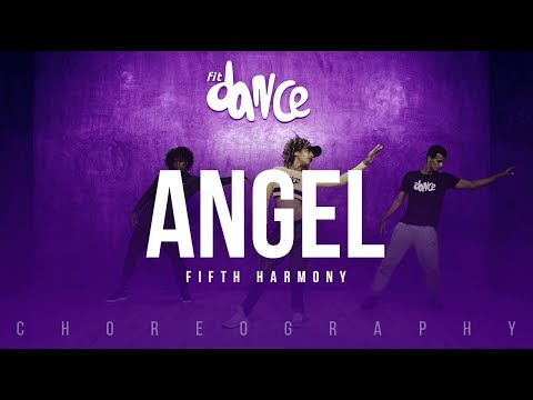 Angel  - Fifth Harmony | FitDance Life (Choreography) Dance Video