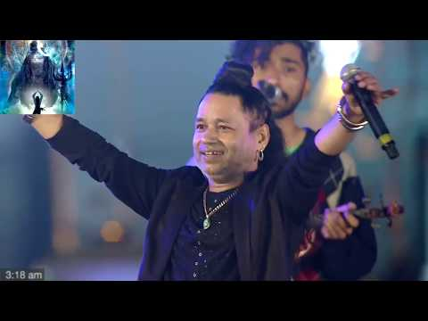 Bam Lahiri - Kailash Kher Live Performance at Isha Yoga Center (MahaShivRatri 2017)