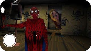 nubi-encuentra-a-momo-real-en-granny-spiderman-nubi-granny-pe-juegos-gratis