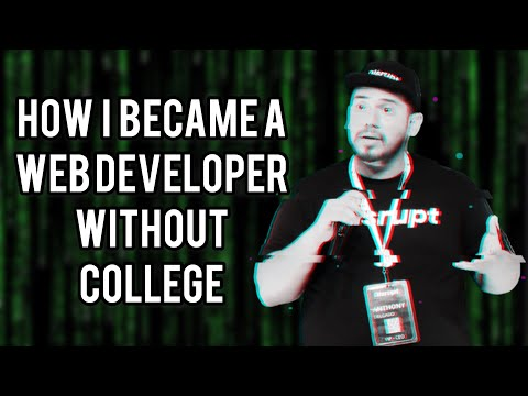 🎓  Hacking the Job Market : How to land a developer job without a CS degree