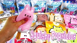 CreamiiCandy Animal Popsicles Squishies and Squish 'ums Animal SquishyHaul