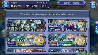 [DFFOO Event] World of Illusions: Bahamut (Trials of Bahamut Pt. 1)
