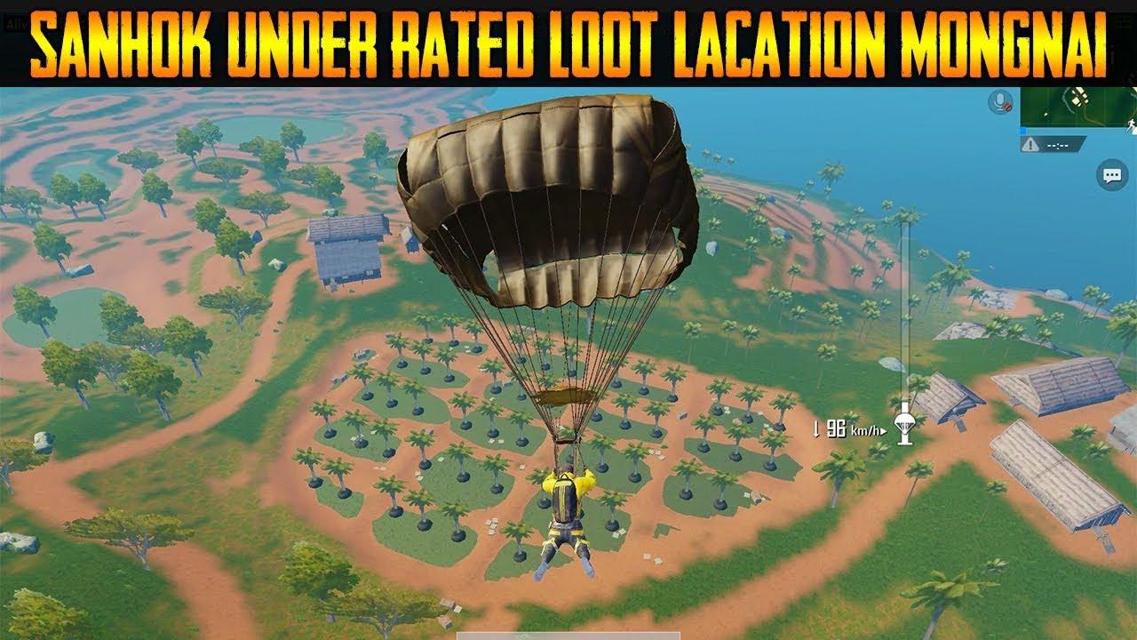 SANHOK Drop / Loot Location - MONGNAI   Under Rated Loot Location ...