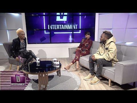 Life after Kwesta's wedding | V-Entertainment