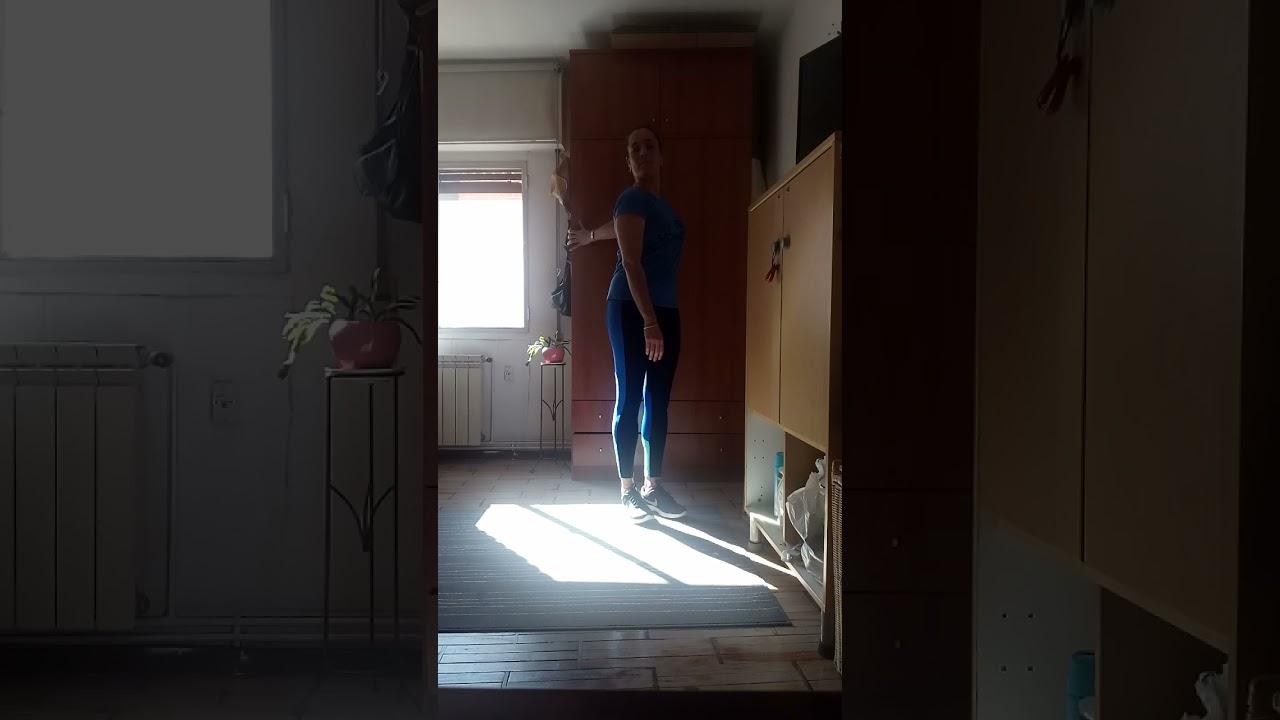 gimnastica în varigantul limbii inferioare video
