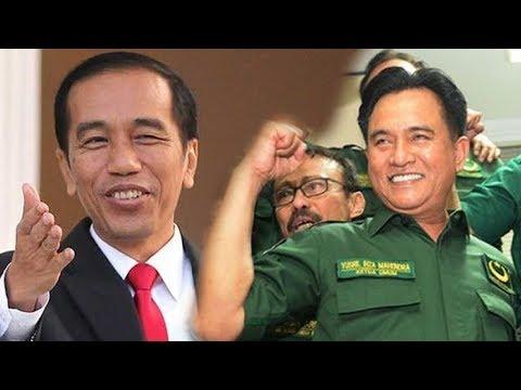 Yusril Jadi Pengacara Jokowi Tanpa Dibayar Sepserpun? Mp3