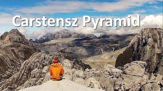 Carstensz Pyramid climbing documentary (abridged summit day version)