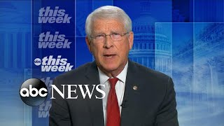 GOP 'willing to negotiate' smaller infrastructure package: Sen. Roger Wicker | ABC News