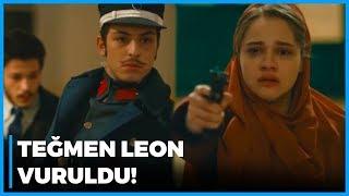 Hilal, Ali Kemali Kurtarmak İçin Leonu VURDU - Vatanım Sensin 19.Bölüm
