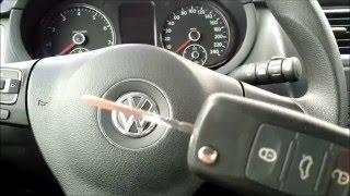 Programação do Transpônder VW Fox 2012/ 13