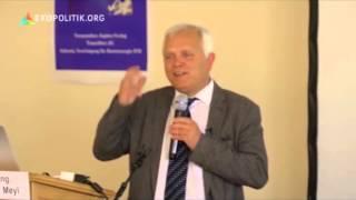 Herkunft von Erdöl, Co2 -Lüge, von Prof. Dr. Ing.  Konstantin Meyl