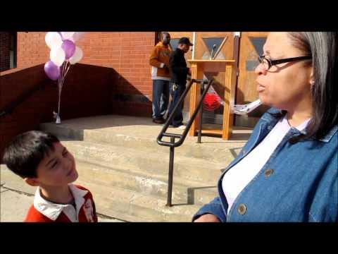 Women Against Violence March -  Alderman Graham - October22_2010