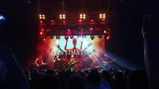 Antimatter - The Last Laugh (excerpt) live @ Doom Over Kyiv 12.10.2019