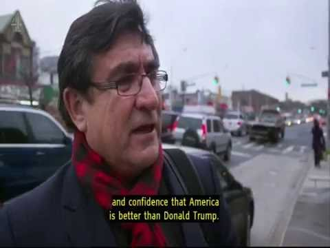 The Mad World of Donald Trump with subtitles