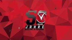 Paderborn Baskets - 50 Jahre Basketball in Paderborn