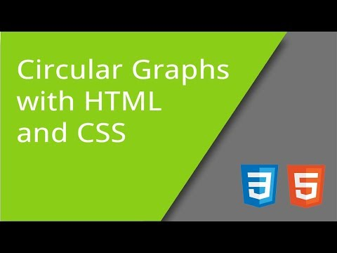 Building Circle Graphs With CSS And JS