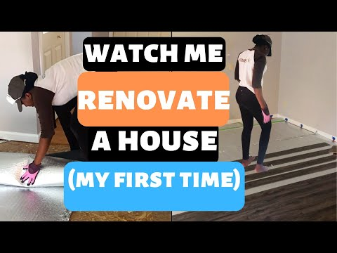Home Renovation DIY: I tried it after watching YouTube Videos (2019)