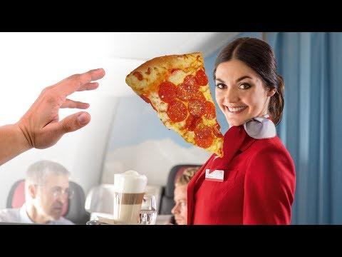 19 Flight Attendant SECRETS They NEVER Tell!