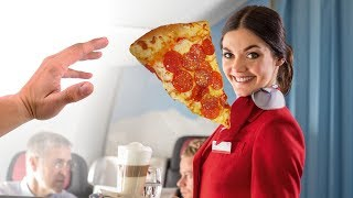 19 Flight Attendant SECRETS They NEVER Tell!