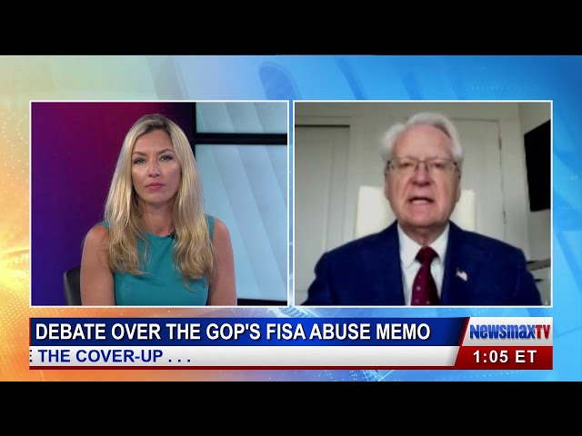 Larry Klayman - Rod Rosenstein Should Be Fired and AG Sessions Should Step Down