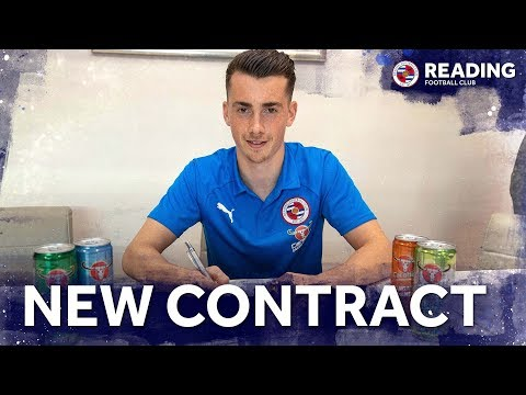 Ryan East on a new Reading contract and a debut against Leeds United