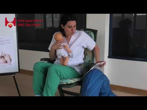 Préparation à la naissance 22: Le démarrage de l'allaitement