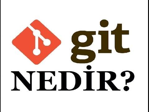 Git - Bölüm 1 - Git Nedir ? Teoride Nasıl Kullanılır ?