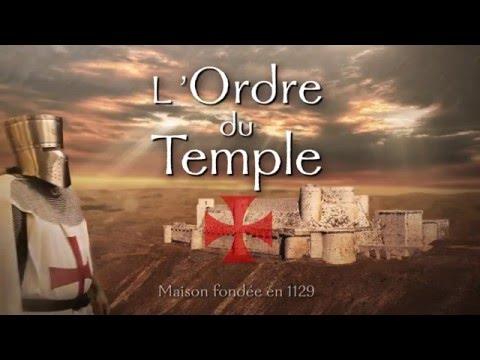 """Vidéo Interlude Publicitaire : """"L'Ordre du Temple"""" (parodie)"""