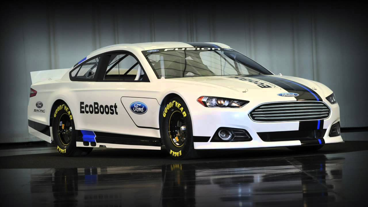 new ford fusion sprint cup car looks like a race car youtube. Black Bedroom Furniture Sets. Home Design Ideas