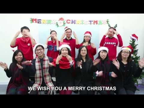 Season's Greetings from Dialogue Experience 2013