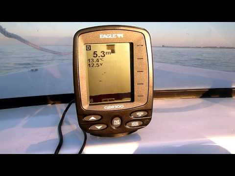 Fishfinder Eagle Cuda 300