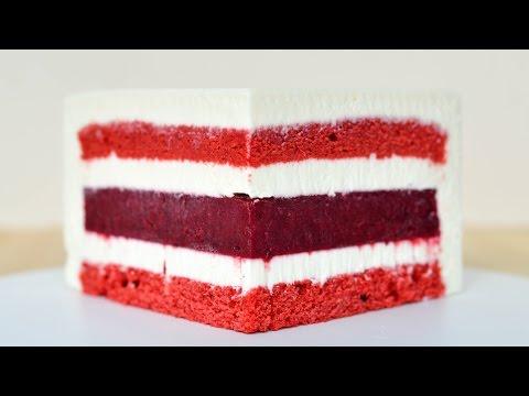 Торт смородина