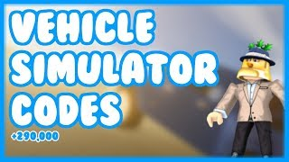 Thousand Of Dollars Free?! | Vehicle Simulator Codes - Roblox