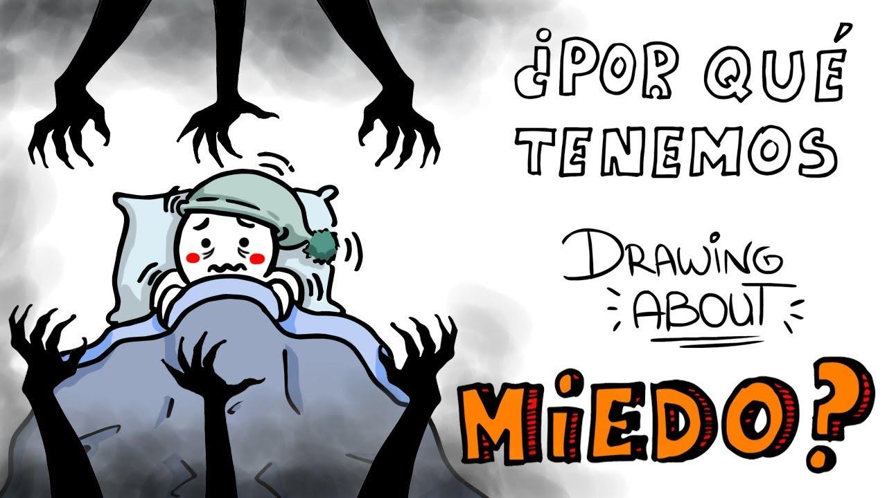 ¿POR QUÉ TIENES MIEDO? | Drawing About con @GlóbuloAzul